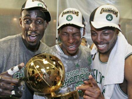 Tres momentos en la NBA. Cuando todos los pronósticos deportivos fallaron.