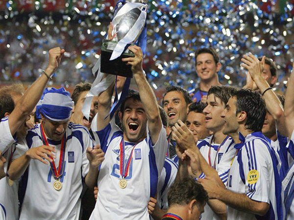 La construcción de la Grecia campeona