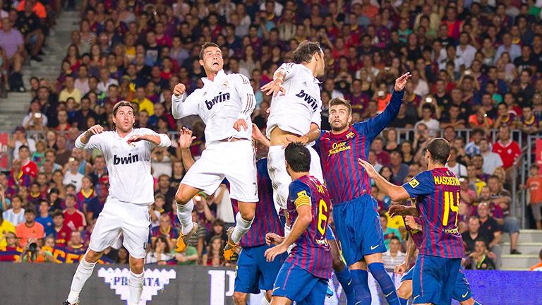 final de la copa del rey Madrid-Barcelona 2014