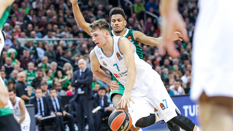 The Rockie of the year. Luka Doncic