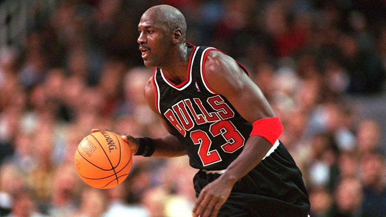 El último tiro de Jordan