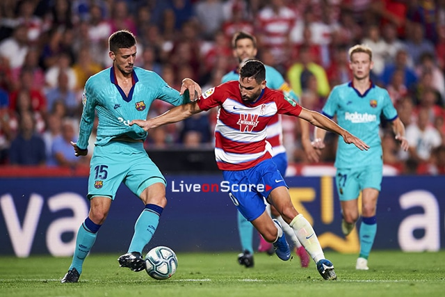 Un Barcelona necesitado de mostrar buen juego recibe a un Granada que ya los metió en problemas