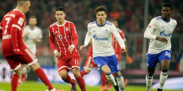 Bayern vs Schalke