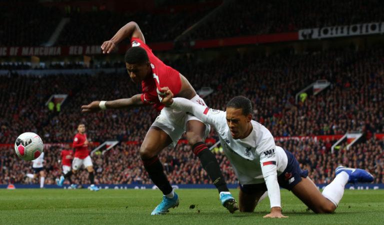 El Liverpool recibe la visita de su clásico rival el Manchester United