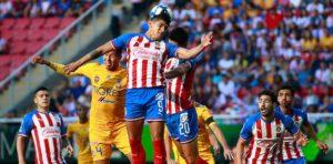 Tigres vs Guadalajara
