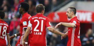 Colonia vs Bayern
