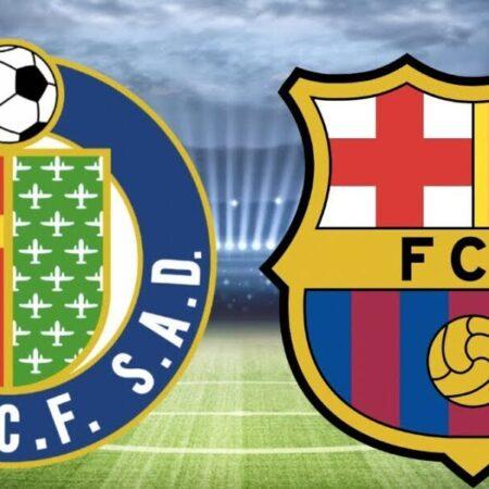 La Liga Pronósticos | Barcelona enfrenta una dura prueba ante el Getafe