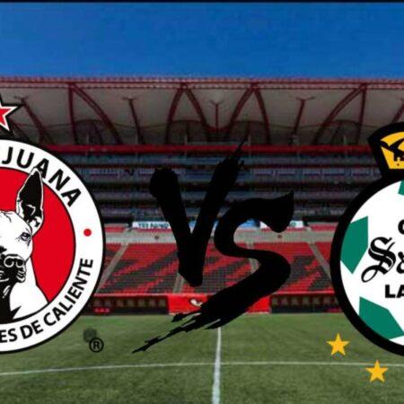 Pronósticos Liga MX | Santos Laguna vs Xolos de Tijuana