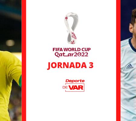 Jornada 3 de eliminatorias Sudamericanas. Los mejores consejos para ganar
