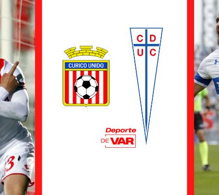 Liga Chilena | Pronóstico Curicó Unido vs U. Católica