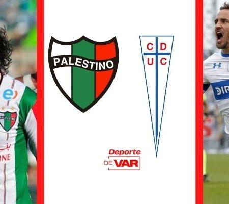 Liga Chilena | Palestino vs U. Católica: Previa, Pronóstico y Cuotas