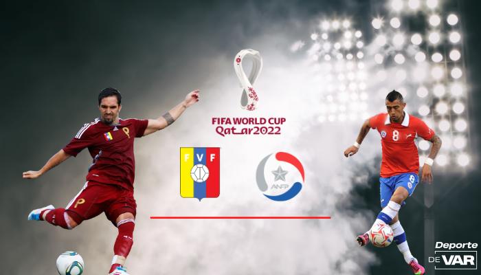 Eliminatorias Qatar 2022 | Pronósticos Venezuela vs Chile