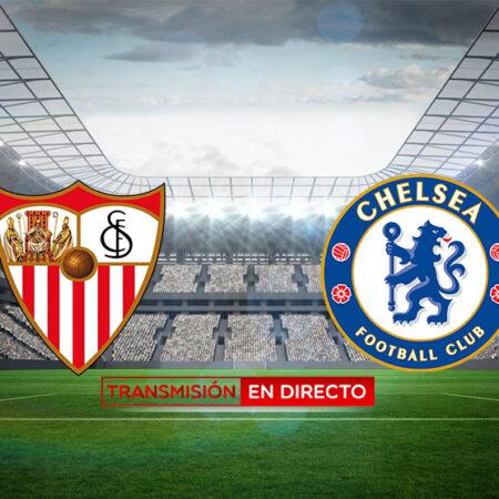 Sevilla vs Chelsea (02 dic)   Transmisión en vivo [GRATIS]
