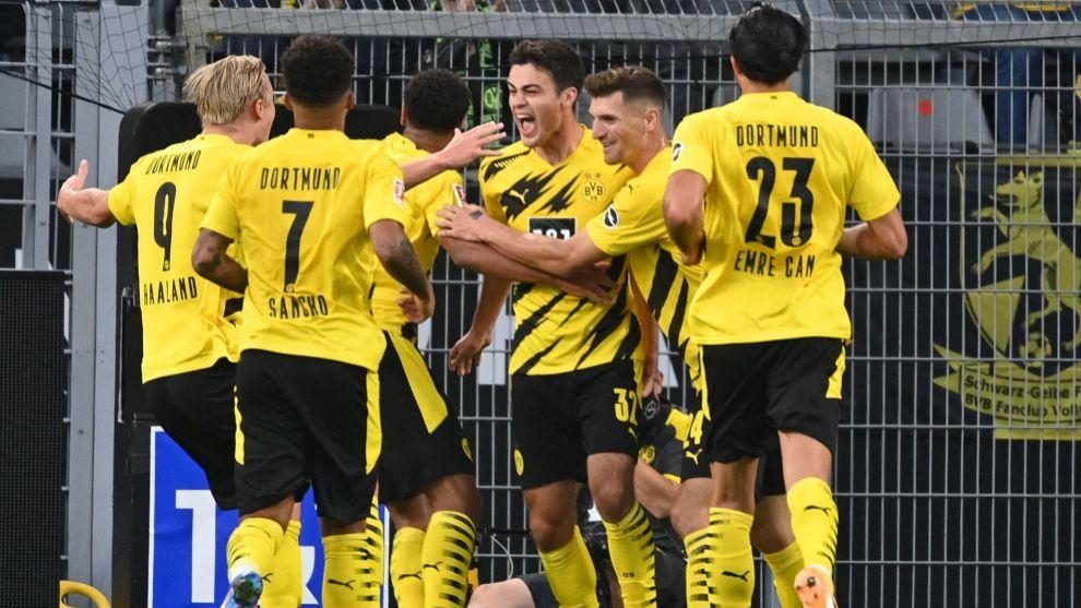 Dortmund en la bundesliga jornada 23