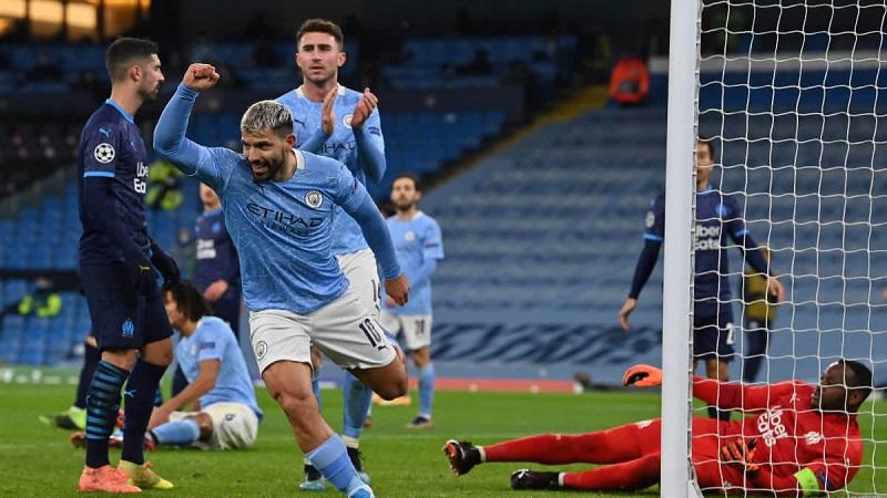Apuestas Deportivas - Partido anerior de Manchester City, frente a Marsella