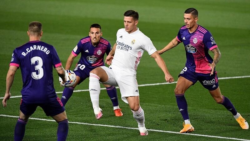 Apuestas deportivas Ida Real Madrid Valladolid