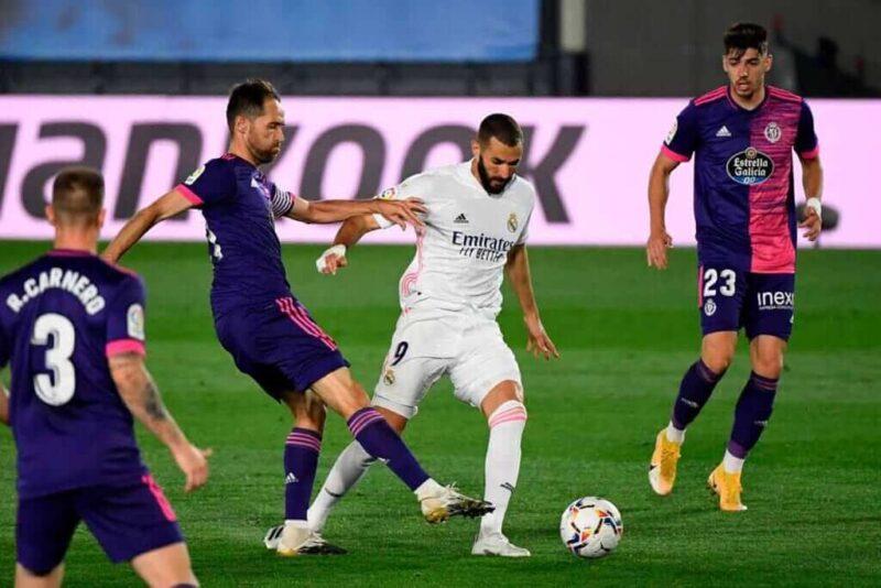 Apuestas deportivas Real Madrid Karin Benzema