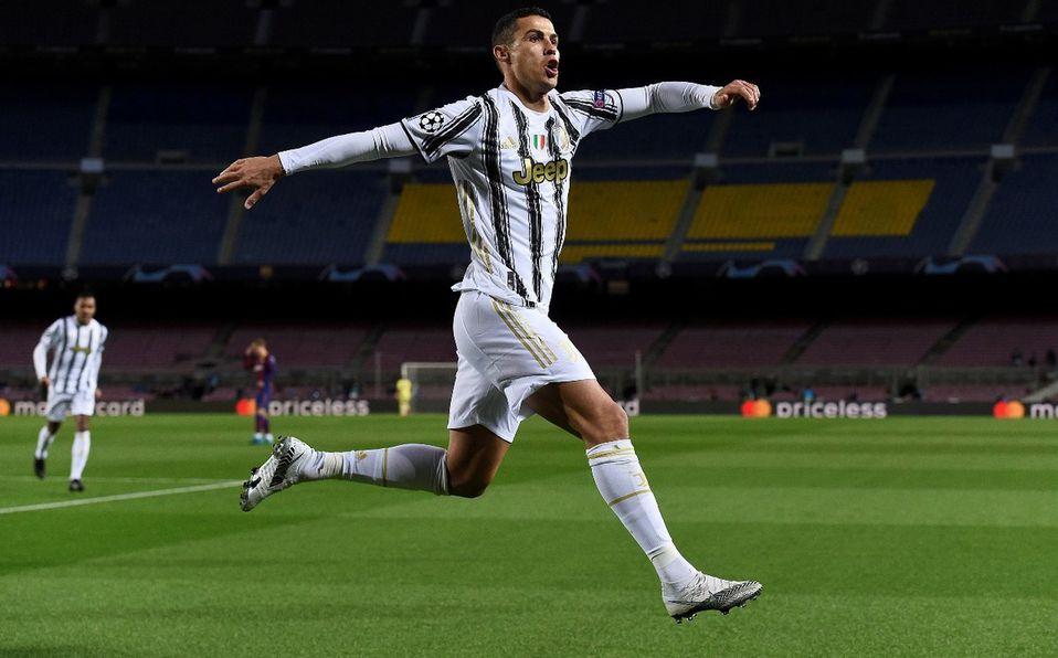 Cristiano Ronaldo héroe Juventus juego