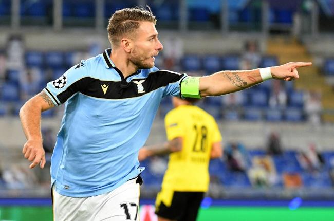 jugador destacado Lazio