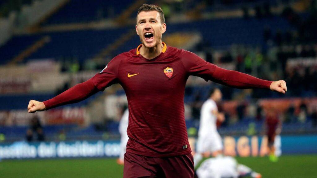 jugador destacado de Roma