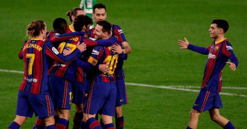 apostar FC Barcelona