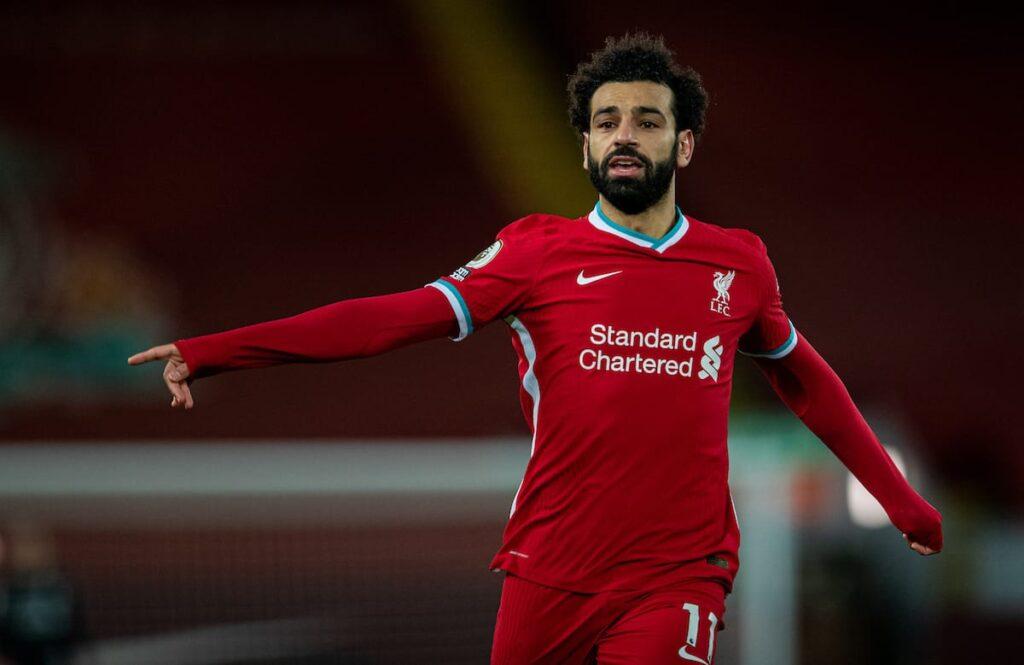 Mohamed Salah jugador destacado