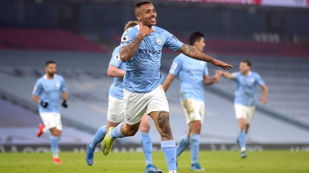 Apostar la Manchester City
