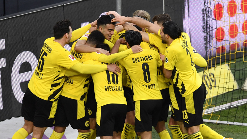 Apostar a Bayern vs Dortmund - Imagen de Dortmund vs. Arminia