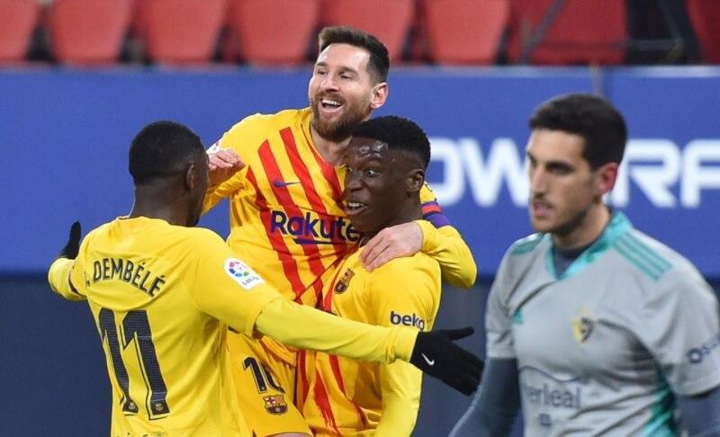 Pronósticos deportivos en La Liga 2020