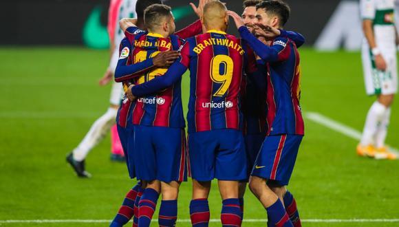Pronósticos Barcelona