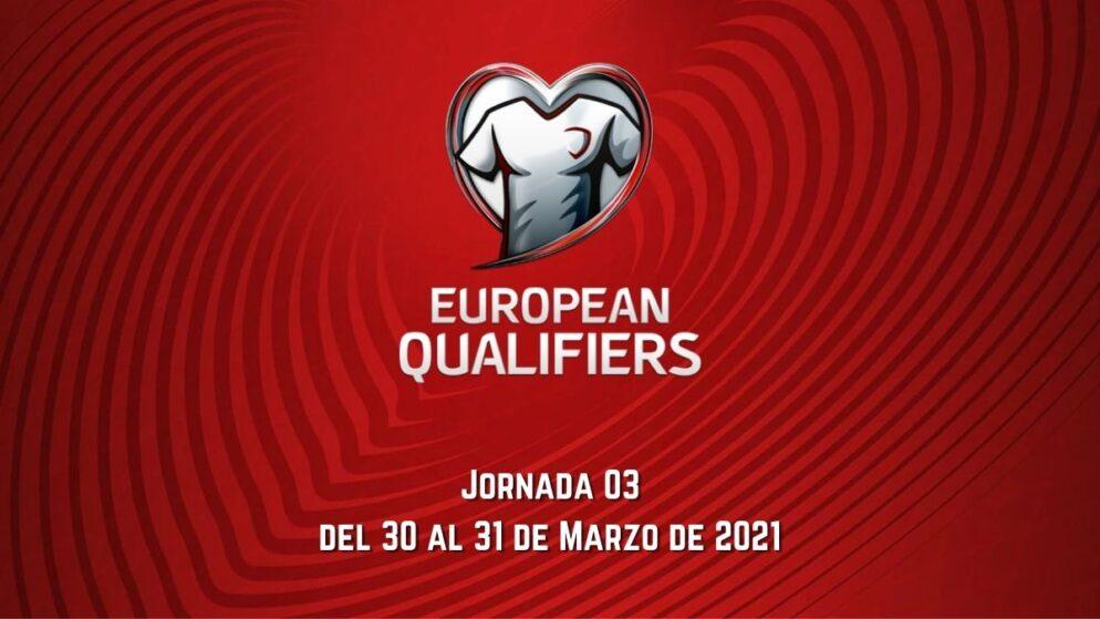 Eliminatorias UEFA Jornada 03   Mejores Cuotas