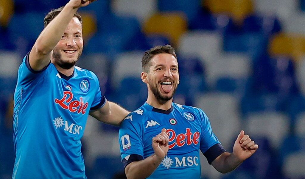 Apuestas deportivas Napoli