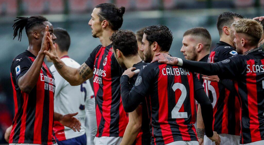 Apuestas deportivas Milan