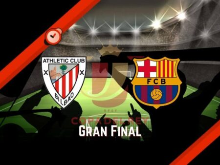 Athletic Bilbao vs Barcelona | Pronósticos para la Final de la Copa del Rey