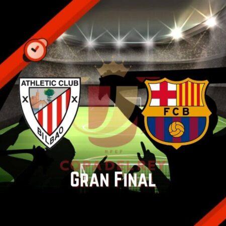 Athletic Bilbao vs Barcelona | Pronósticos para la Final de la Copa del Rey