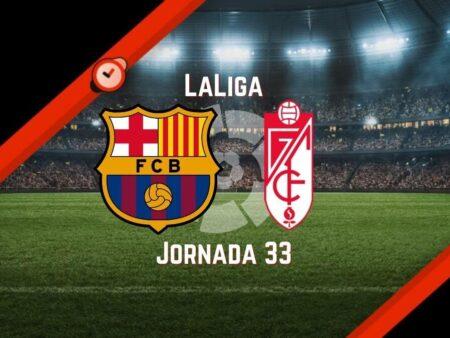 Barcelona vs Granada | Pronósticos para Apostar en LaLiga