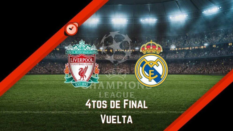 Liverpool vs Real Madrid | Pronósticos Champions League y Mejores Cuotas para Apostar