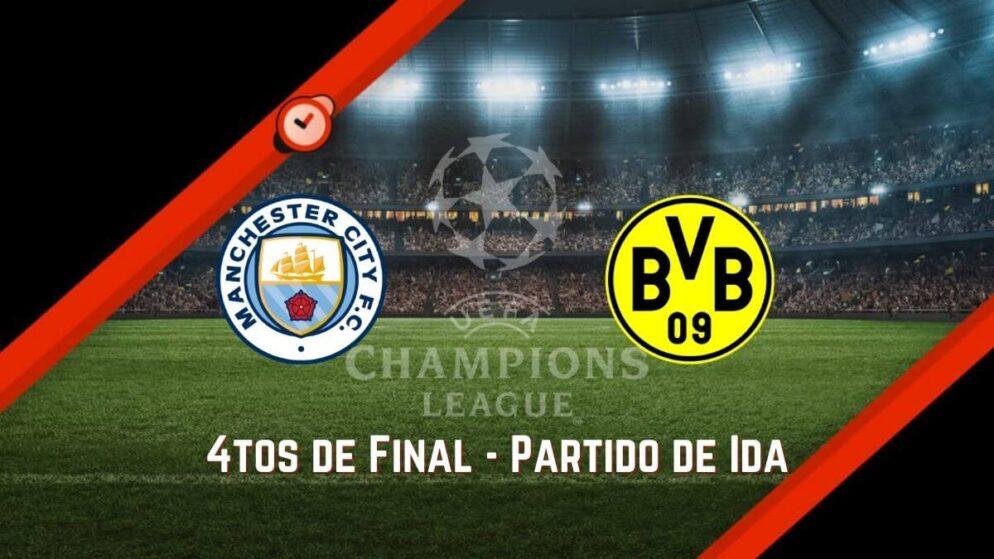 Manchester City vs Dortmund   Pronósticos UCL y Mejores Cuotas para Apostar