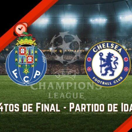 Porto vs. Chelsea | Pronósticos UCL y Mejores Cuotas para Apostar