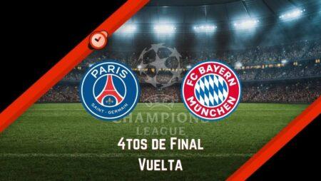 PSG vs Bayern Münich | Pronósticos Champions League y Mejores Cuotas para Apostar