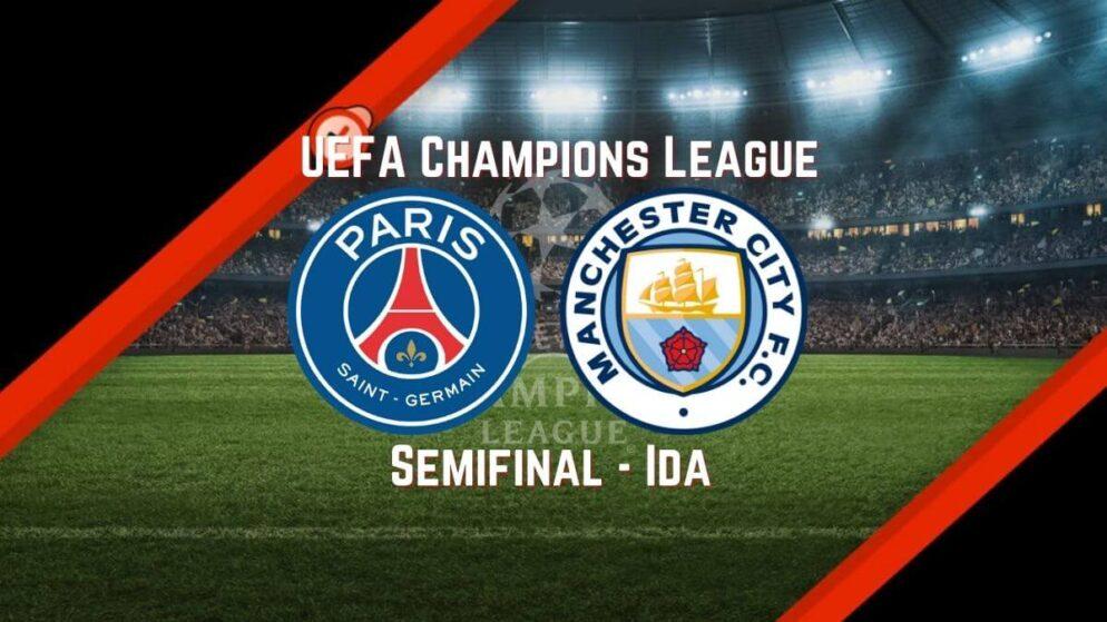 PSG vs Manchester City | Pronósticos para Apostar en Champions