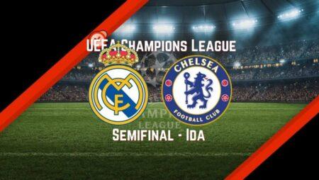 Real Madrid vs Chelsea | Pronósticos para Apostar en Champions