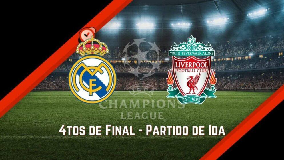 Real Madrid vs. Liverpool | Pronósticos UCL y Mejores Cuotas para Apostar