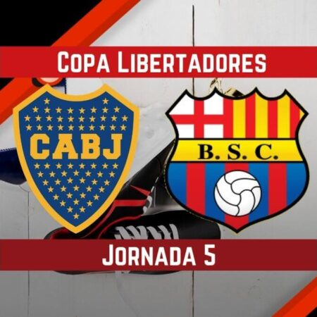 Boca Juniors Vs. Barcelona | Pronósticos para apostar en Copa Libertadores