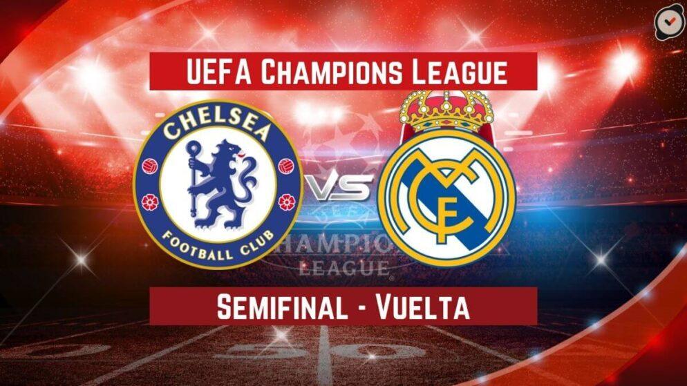 Chelsea vs Real Madrid | Pronósticos para apostar en Champions League