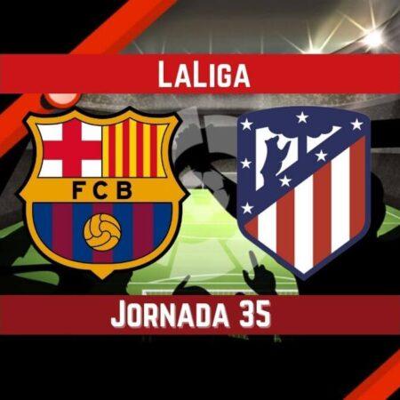 Barcelona vs Atlético de Madrid | Pronósticos para apostar en LaLiga