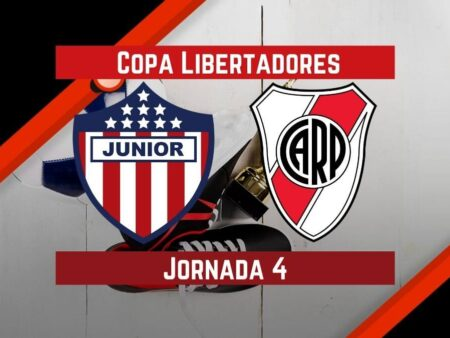 Junior vs River Plate | Pronósticos para apostar en Copa Libertadores