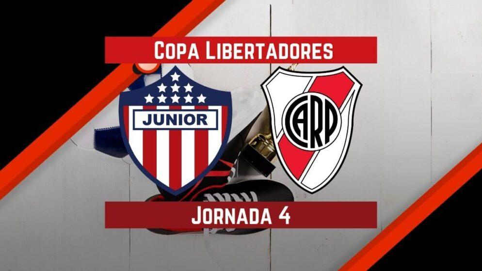 Junior vs River Plate   Pronósticos para apostar en Copa Libertadores