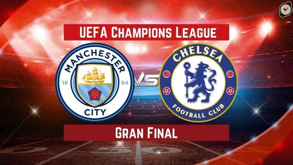 Manchester City vs Chelsea | Pronósticos para apostar en Champions League