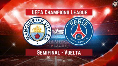 Manchester City vs. PSG   Pronósticos para apostar en Champions League